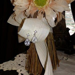 Jewelry - CZ Earrings